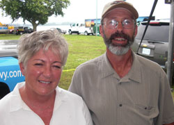 Sharyl and Richard Siek