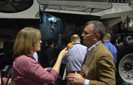 Julie Harker interviews Bob Crain, AGCO Sr VP & General Manager at AG CONNECT '13