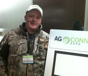 Missouri farmer Travis Taylor