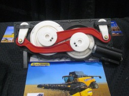 New Holland center knife drive for 880 CF header and their new 840 header_EDIT