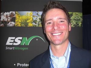 Jason Kuhlemeier, Marketing Manager, Agricultural Products, Agrium
