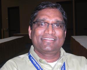 Raj Iragavarapu, Syngenta Head of Stewardship & PLM