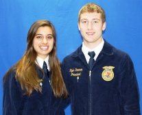 2013-2014 South Dakota State FFA Ambassadors