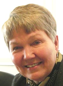 Carol Balvanz of the Iowa Soybean Association