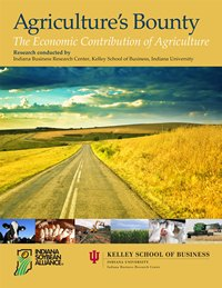 Agriculture contributes $37.9 billion to Indianas economy