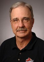 ISU Extension agronomist Mark Carlton