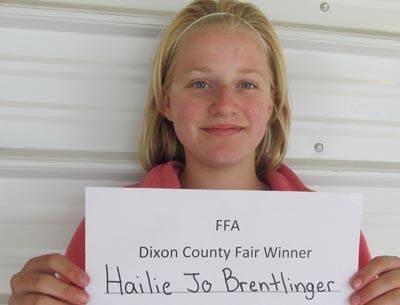 KK93 announces Dixon County, Nebraska, Ag Youth Award winnersdixon county