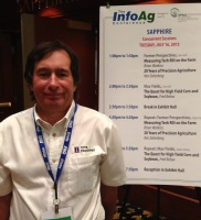 University of Illinois' Fred Below at 2013 InfoAg Conference