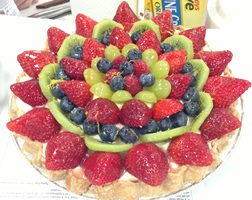 2013 Winning Fruit Pie at Missouri State Fair