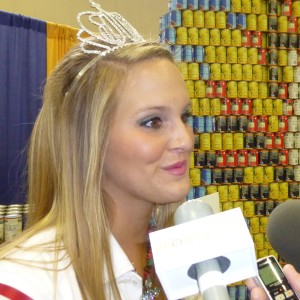 Ashley Bauer, 2013 Missouri State Fair Queen