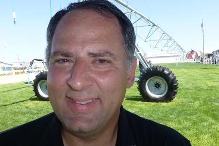 John Kasti, Valley Irrigation