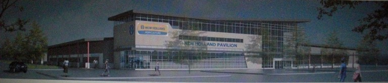 New Holland Pavilion