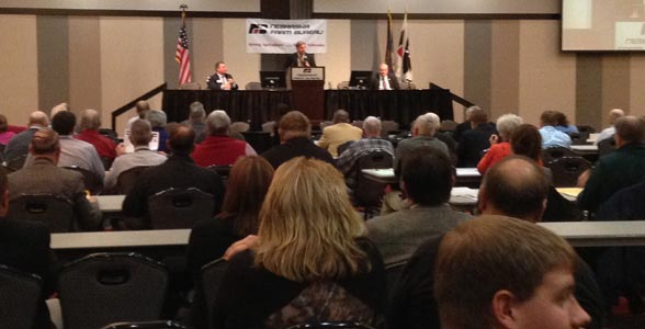 Nebraska Farm Bureau annual meeting in Kearney