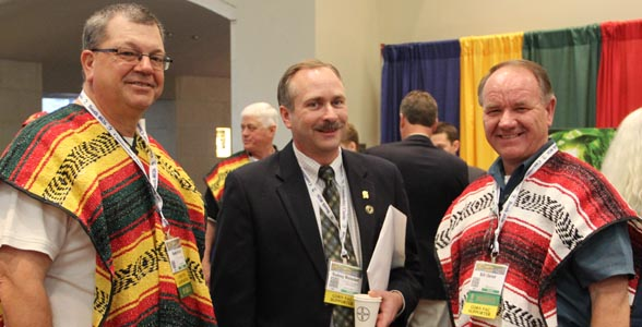 Illinois corn farmers prepare for the start of Commodity Classic