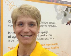 Becky Langer, Project Manager, Bayer CropScience NA Bee Health