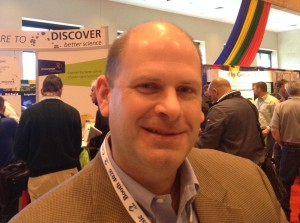 Brad Griffith, vice president, Global Commercial Microbials, Monsanto BioAg
