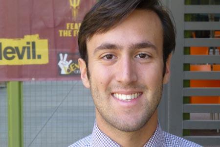 Jake Stein, ASU student