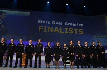 2013 Star Finalists National FFA photo