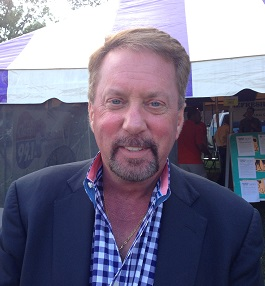 Terry Duffy, CME Group chairman and president, 2014 Illinois State Fair