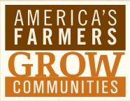 america's farmers grow communities logo