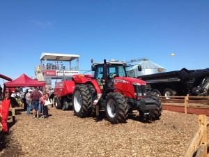 Massey Ferguson 7700 series tractor