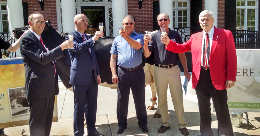 Dairy Month Proclamation 2015