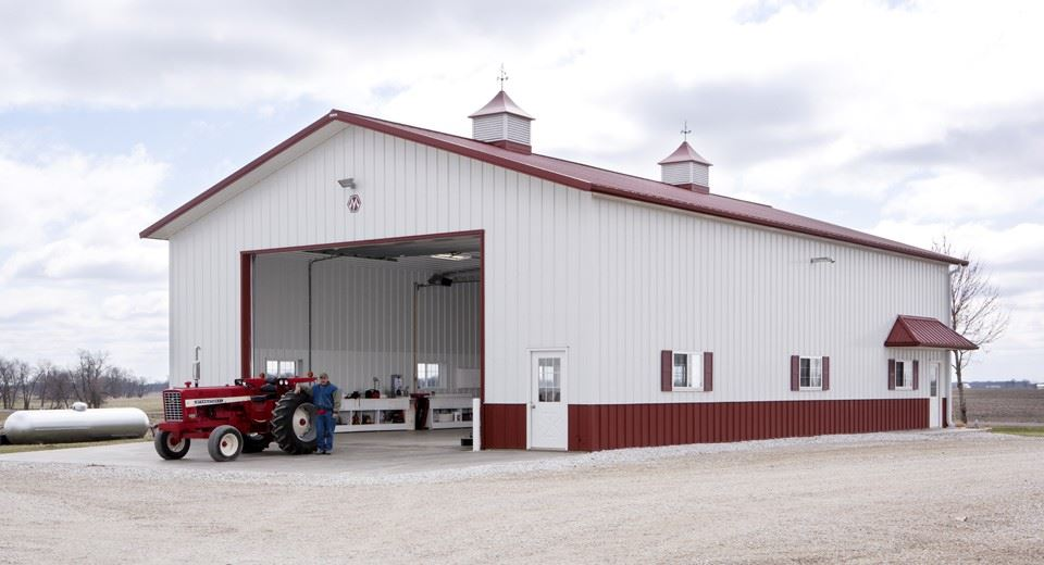 Morton Buildings becomes employee-owned - Brownfield Ag News
