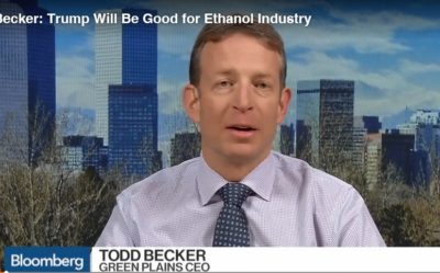 Ethanol Exec Remains Optimistic About Trump Brownfield